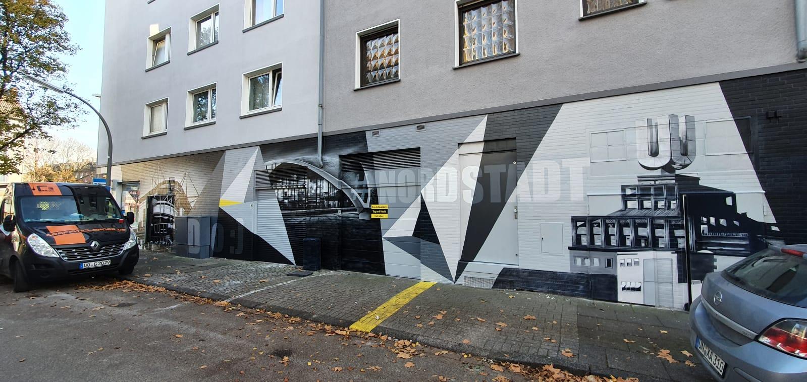 Graffitischutz Dortmund