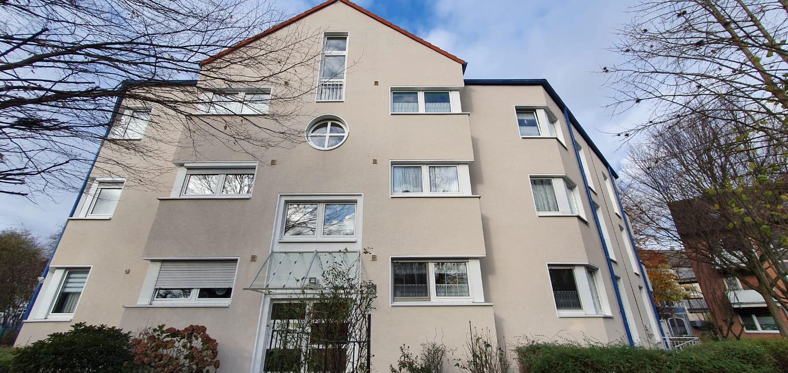 Fassadenreinigung Gelsenkirchen